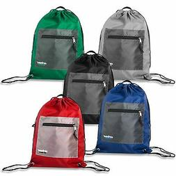 Urban Sport 18 Inch Drawstring Backpack Bag NWT Choose Color