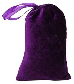 25 Velvet Drawstring Gift Pouch Small Wedding Party Favors B