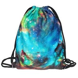 3d print drawstring backpack rucksack shoulder bags