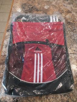 adidas 5123744 Alliance Sport Sackpack,University Red,One Si