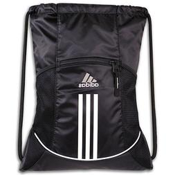 adidas 5123793 Alliance Sport Sackpack,Black,One Size