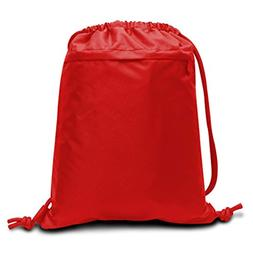 8891 Liberty Bags 48 Pack Performance Drawstring Backpack