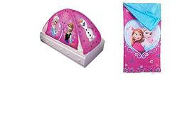 Disney Frozen Bed Tent with Sleeping Bag
