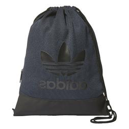 NEW ADIDAS ORIGINALS TREFOIL DRAWSTRING GYMSACK BACKPACK BAG