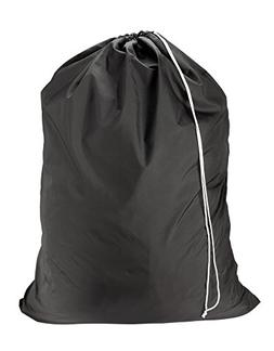 Nylon Laundry Bag - Locking Drawstring Closure and Machine W