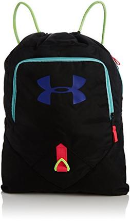 Under Armour Unisex UA Undeniable Sackpack Black/Constellati