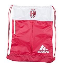 AC Milan Soccer Futbol Adidas Drawstring Backpack Sackpack