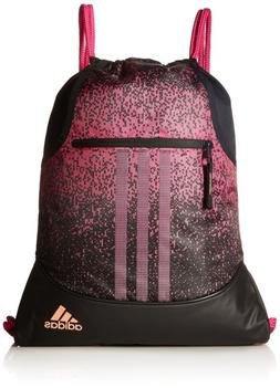 adidas Alliance Sublimated Prime sackpack, Bahia Magenta/Bla