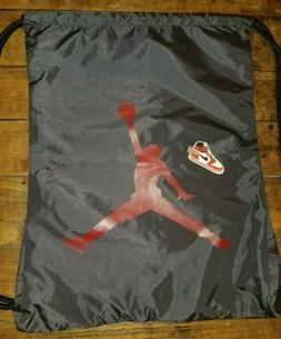 Nike Air Jordan Jumpman Gymsack, Drawstring Bag Backpack. Bl