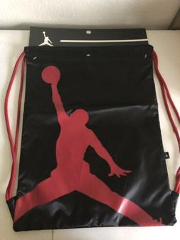 Nike Air Michael Jordan Drawstring Workout School Gym Sack B