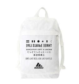Adidas Amplifier Blocked Drawstring Backpack Bag