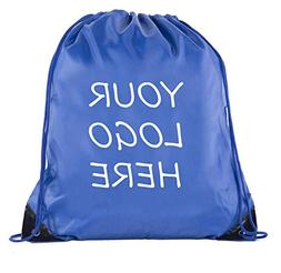 Mato & Hash Basic Drawstring Tote Cinch Sack Promotional Bac