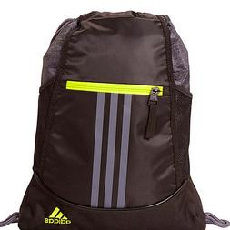 Brand New Adidas Alliance Drawstring Sackpack Bag