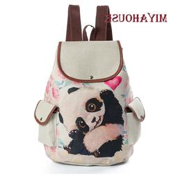 Miyahouse Cartoon Animal Design School Backpack For Teenage