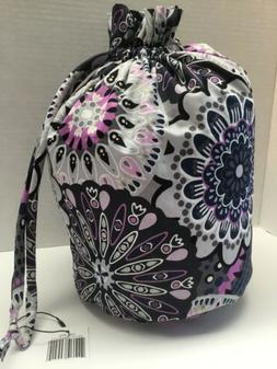 Vera Bradley Ditty Bag MIMOSA MEDALLION   Drawstring ~ Soft