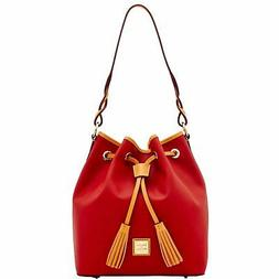 Dooney & Bourke Eva Braid Tasha Drawstring Shoulder Bag