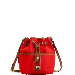 Dooney & Bourke Wayfarer Crossbody Drawstring Shoulder Bag