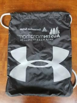 Under Armour Drawstring Bag, Austin Marathon 2019