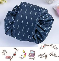 Drawstring Cosmetic Bag Large Capacity Lazy Makeup Toiletry
