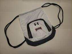 Under Armour Drawstring Bag NAIA Athletic Conference White