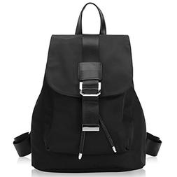 Lily & Drew Drawstring Casual Travel Daypack Backpack Purse