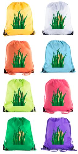 Easter Basket Bags, Bulk Drawstring Backpacks, Party Goody B