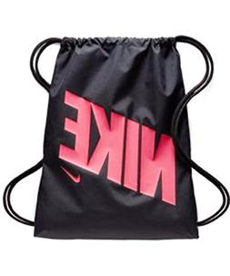 NIKE Equality Drawstring Gymsack Backpack Sport Bookbag