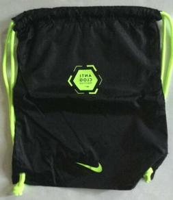 Nike Football Backpack Drawstring Shoe Bag Soccer Cleat Sack