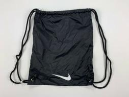 Nike Football Cleat Drawstring Cleat Bag Carry Bag Black Whi