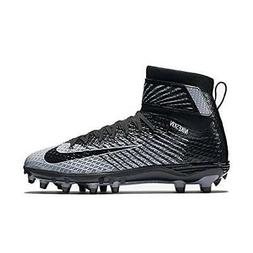 Nike Men's Force Lunarbeast Elite TD Football Cleat Black/St