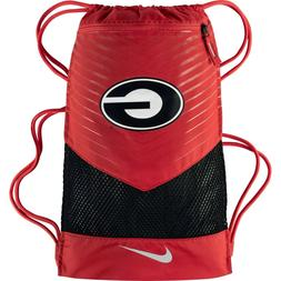 NIKE Georgia Bulldogs Vapor 2.0 Gym Sack - UGA Team Training