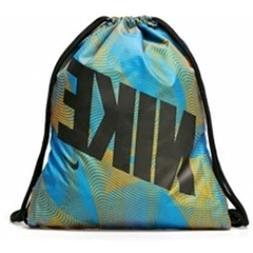 NIKE Graphics Young Athlete Drawstring Gymsack Backpack Spor