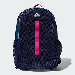adidas Hermosa Mesh Backpack, Navy, One Size