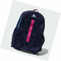 adidas Hermosa Mesh Backpack One Size Navy