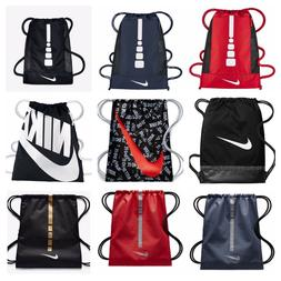 Nike Drawstring Backpack Bag Adult Brasilia OR Elite Basketb