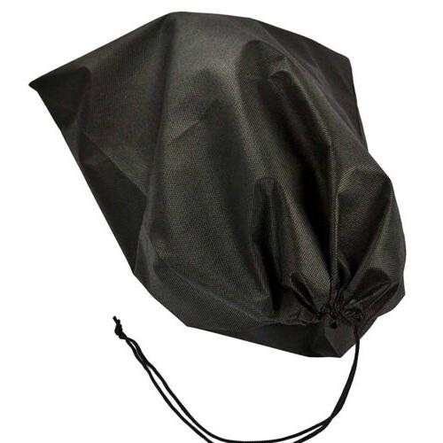 35x45cm Waterproof Non-woven Drawstring Bag Travel Shoe Stor