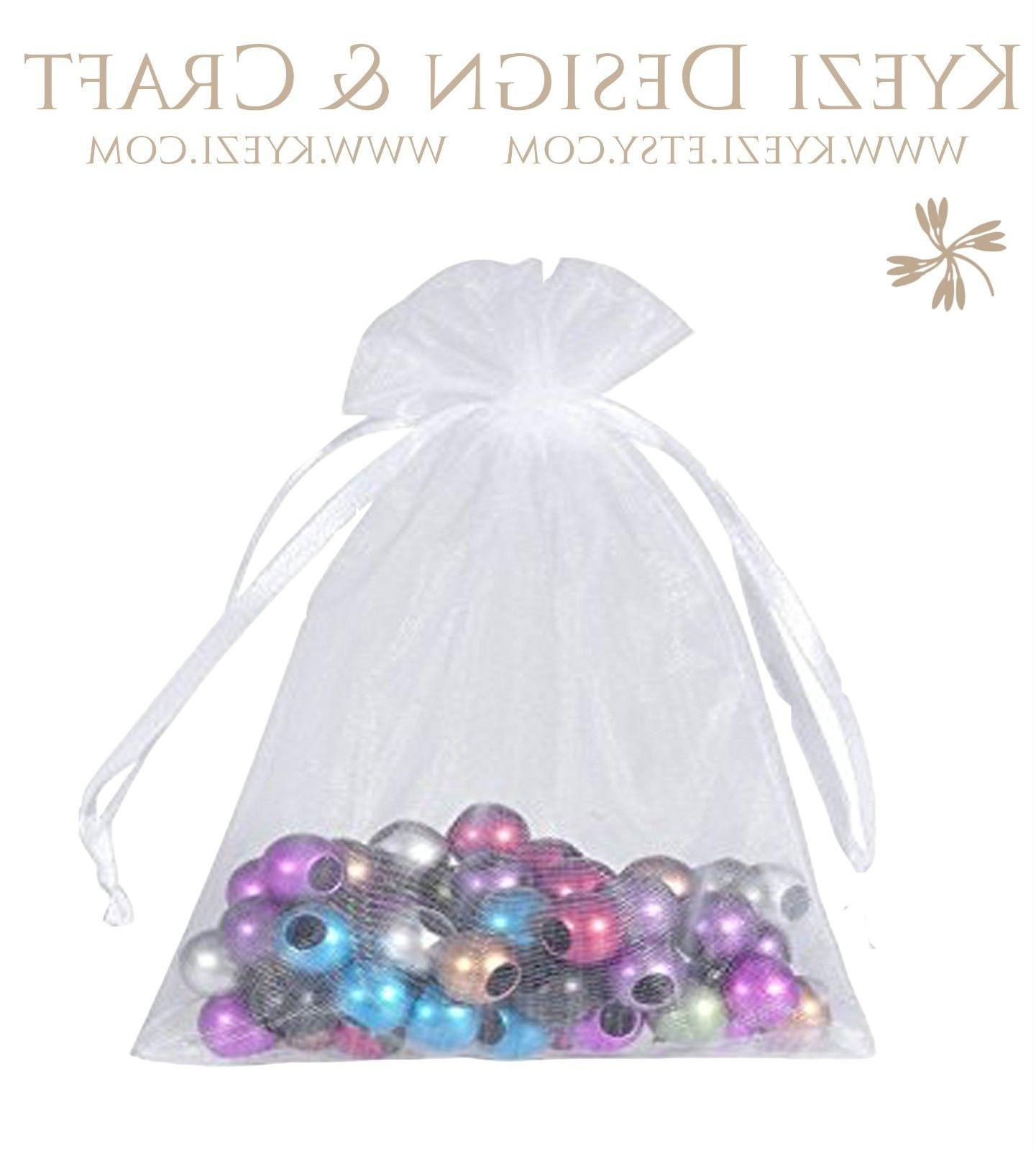 """4""""x6"""" Sheer Bags Party Favor Gift"""