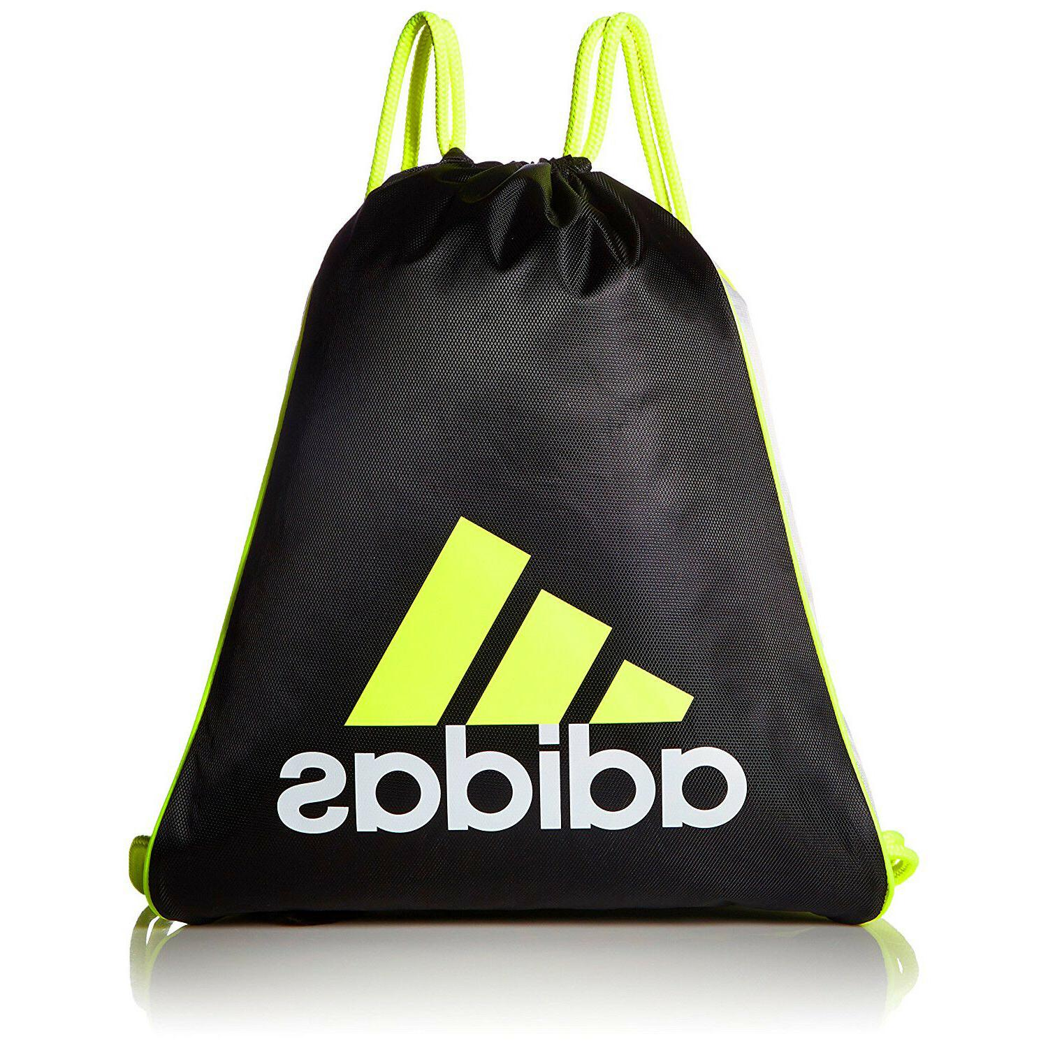 Adidas Sackpack Training Gymsack Drawstring Backpack Sport G