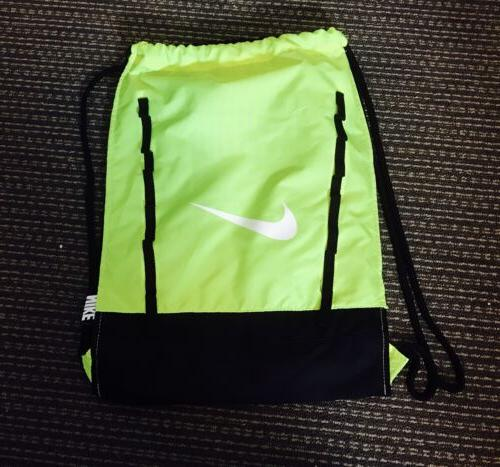 Nike Elite Sportswear Neon Black Swoosh Logo Medium Sized Dr