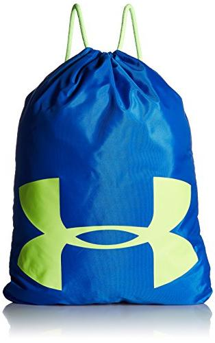 Under Armour Ozsee Elevated Glow Sackpack,Ultra Blue /Quirky