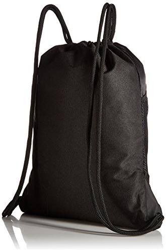 adidas Alliance Sackpack, Black/White, One