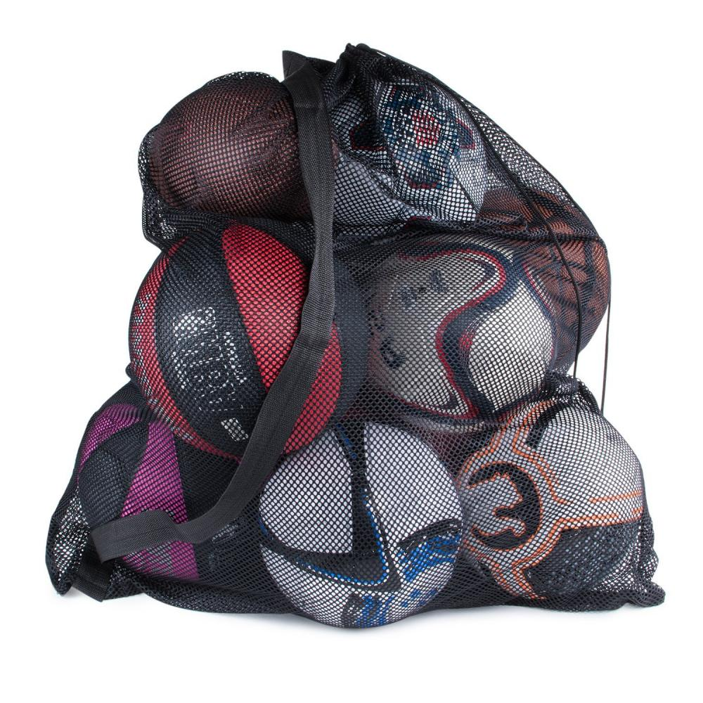 ball bag drawstring mesh