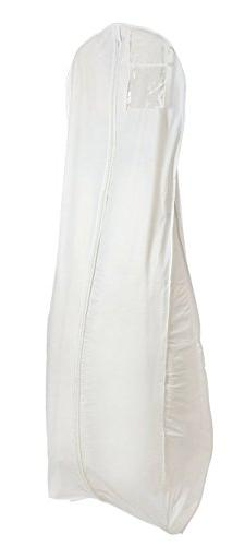 V.C.Formark Breathable White bridal Wedding dress Garment Ba