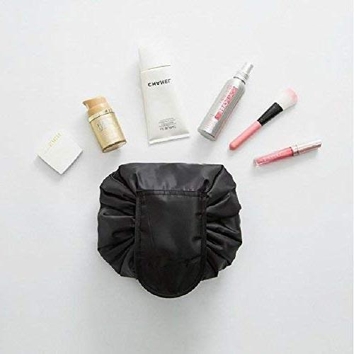 Casual Waterproof Toiletry Bags Folding Lazy Bags