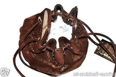 Dolce & Bronze Double Top Bag