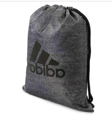Drawstring Backpack Gym Clothes Shoes