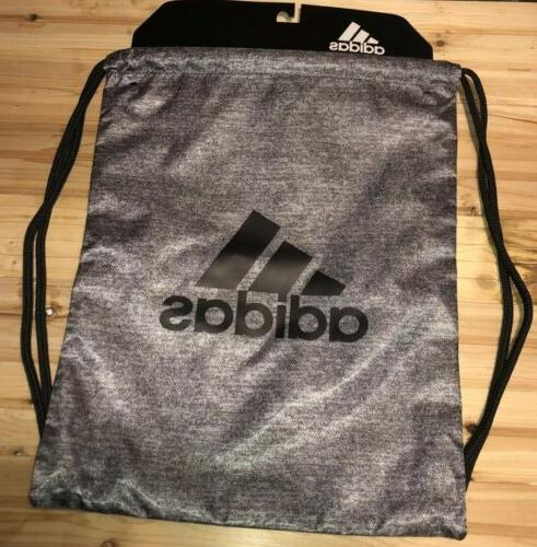 Drawstring Gym Sack Bag Clothes Shoes Sackpack