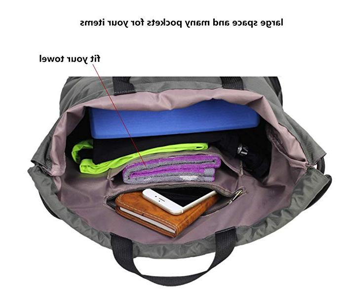 Drawstring Backpack Gym String Sack Sackpack