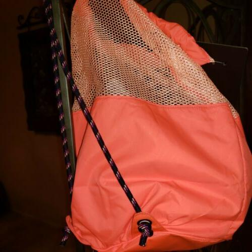 UNDER ARMOUR GIRLS BUCKET SACKPAK Sport STORAGE NWT