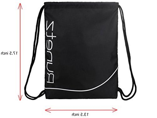 """Drawstring 17.5"""" x 13.5"""" 